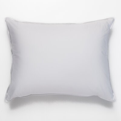 Double Shell Duck Firm Down Standard Pillow