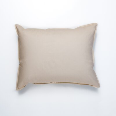 Double Shell Harvester Extra Firm Down Pillow Size: Standard