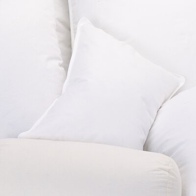 Cotton Boudoir/Breakfast Pillow