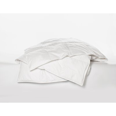 Extra Light Weight Down Comforter Size: Super King