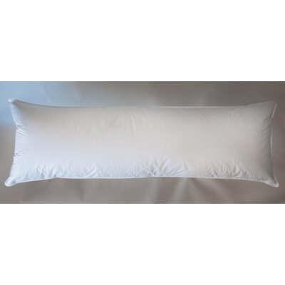 Cotton 700HB Down and Down Alternative Body Pillow