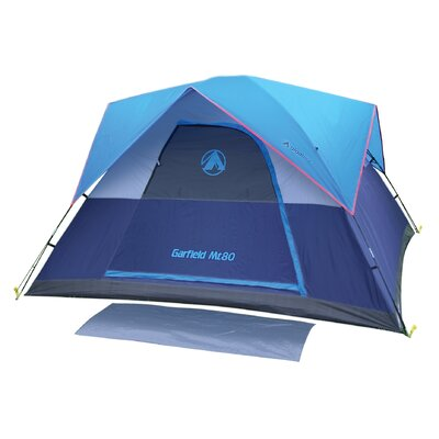 Garfield Mt80 Family Dome Tent
