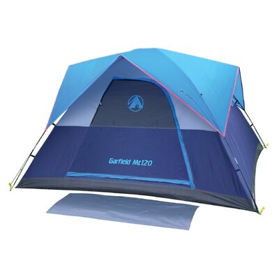 Garfield Mt120 Family Dome Tent