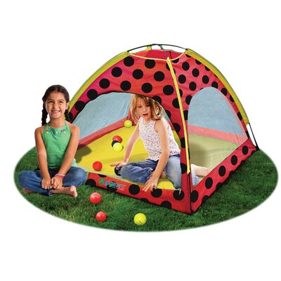 Lady Bug Play Tent CT045