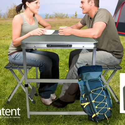 Foldaway 3 Piece Picnic Table