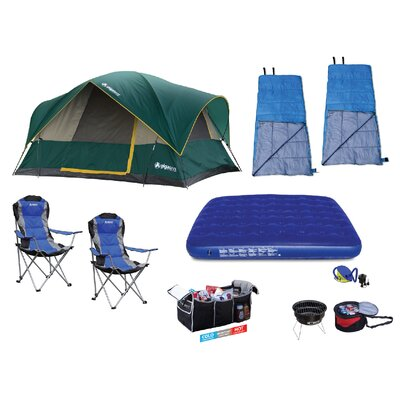Camping Set Bundle 3