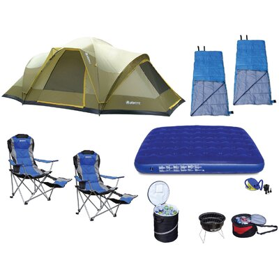 Camping Set Bundle 4