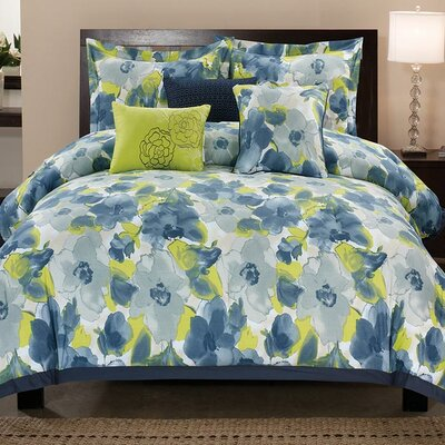 Greenwich 6 Piece Comforter Set Size: Queen