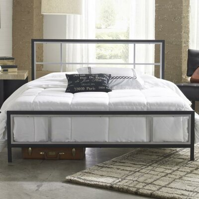 Zara Platform Bed Size: Full
