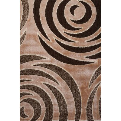 Signature Rose Taupe Area Rug Rug Size: Runner 3 x 8