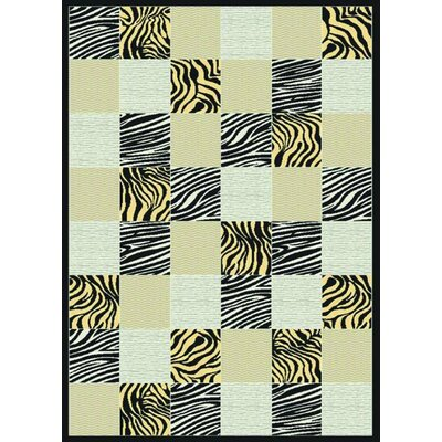 Starlite Checker Multi Area Rug