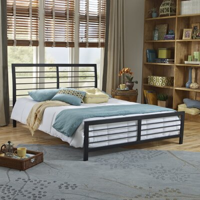 Tiffany Platform Bed Size: Twin
