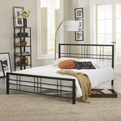 Courtney Platform Bed Size: Twin