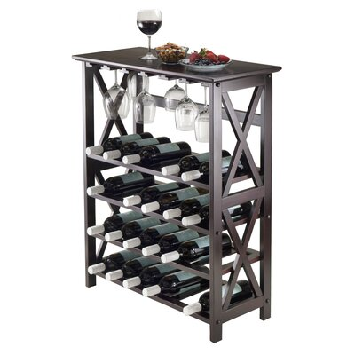 Rio 24 Bottle Floor Wine Rack