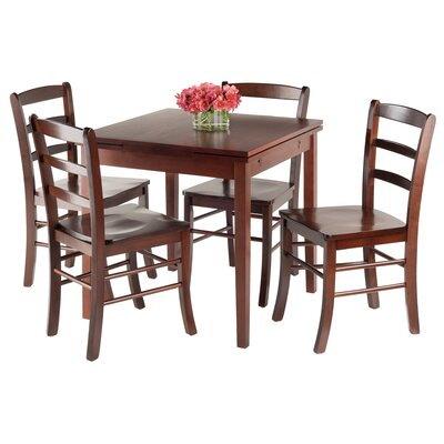 Pulman 5 Piece Dining Set
