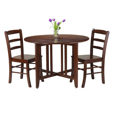 Alamo 3 Piece Dining Set