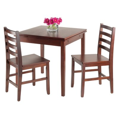 Pulman 3 Piece Dining Set