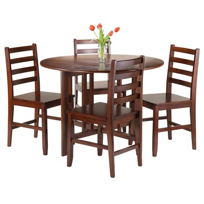 Alamo 5 Piece Dining Set