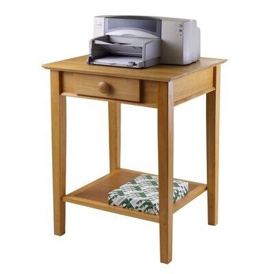 Studio Printer End Table