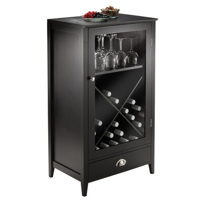 Bordeaux Bar Cabinet
