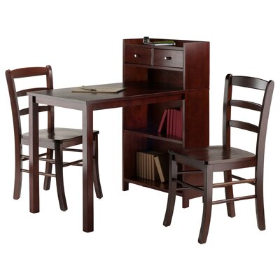 Tyler 3 Piece Pub Table Set