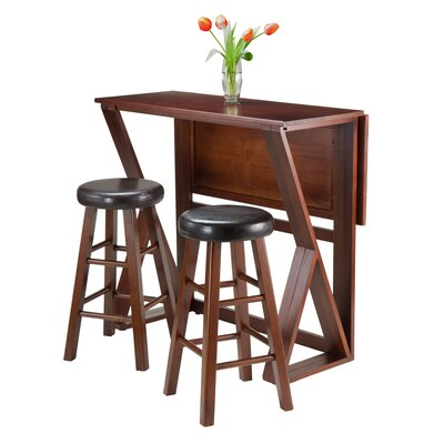 Harrington 3 Piece Pub Table Set