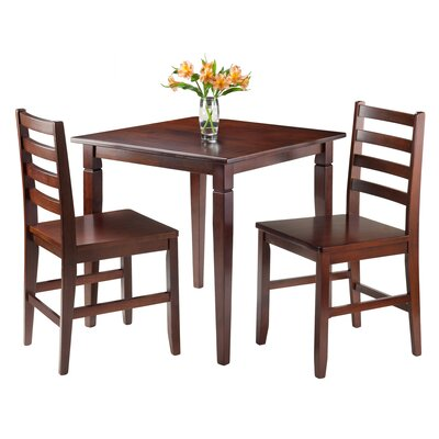 Kingsgate 3 Piece Dining Set