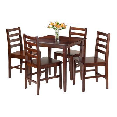 Kingsgate 5 Piece Dining Set