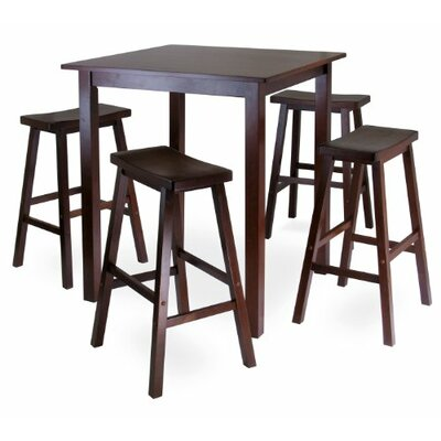 Parkland 5 Piece Pub Table Set