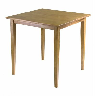 Groveland Dining Table Finish: Light Oak