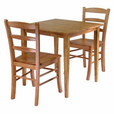 Groveland 3 Piece Dining Set