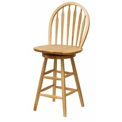 Windsor 24 Swivel Bar Stool