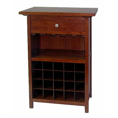 Regalia 20 Bottle Floor Wine Cabinet