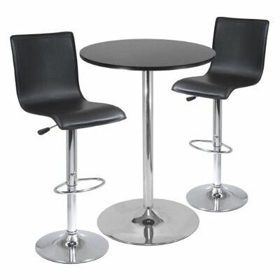 Spectrum 3 Piece Pub Table Set