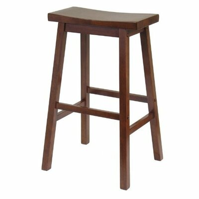28.9 Bar Stool Finish: Antique Walnut