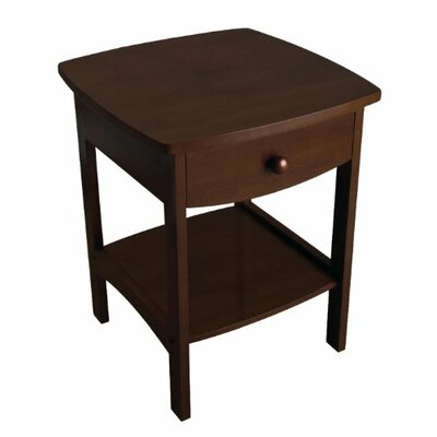 End Table Finish: Antique Walnut