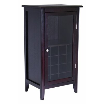 Ryan 16 Bottle Floor Wine Cabinet