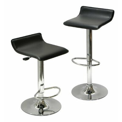 Spectrum Adjustable Height Swivel Bar Stool
