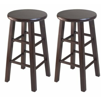 24 Bar Stool Finish: Antique Walnut