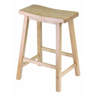 24 Bar Stool Finish: Beech