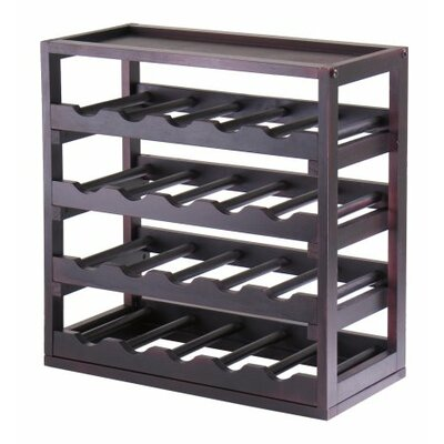 Kingston 20 Bottle Floor Wine Rack