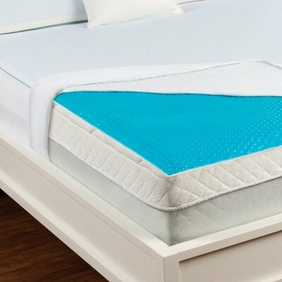 Hydraluxe Cooling Gel Bed Mattress Pad