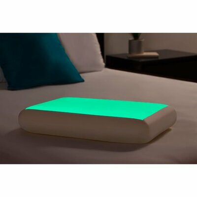 Glow in the Dark Memory Foam Pillow