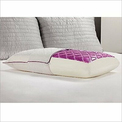 Posturepedic Cooling Bed Gel Fiber and Foam Pillow