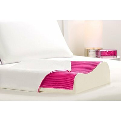 Memory Foam and Gel Fiber Pillow