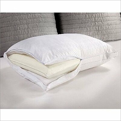Posturepedic Comfort Cover and Memory Core Foam Pillow