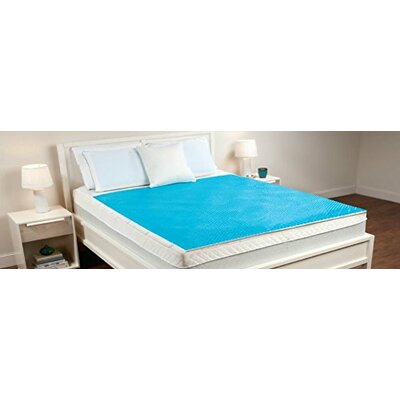 fresh foam hydraluxe cooling gel pad size