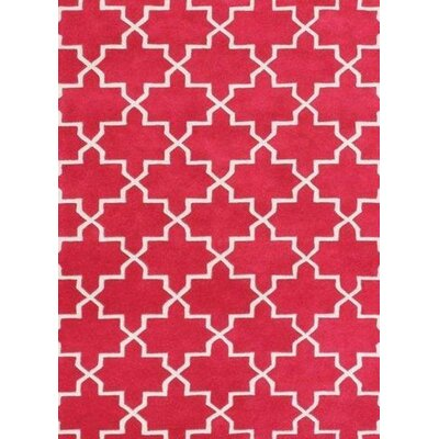 Cyprus Red/Cream Area Rug