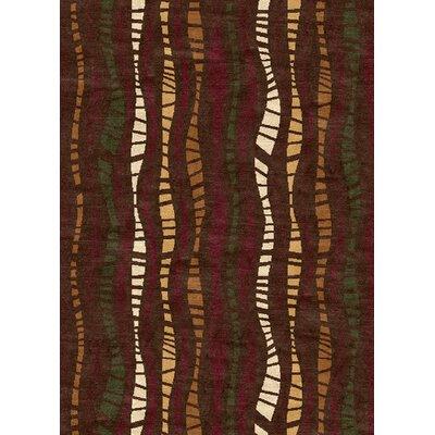 Ethnic Area Rug Rug Size: 5 x 8