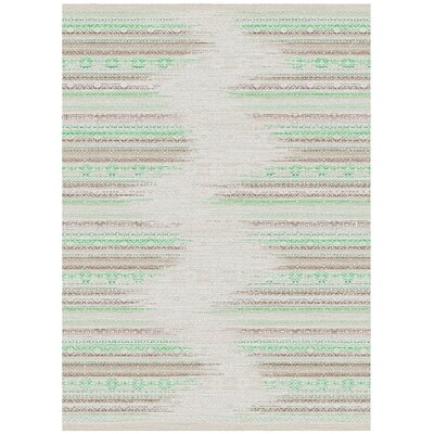 Melody Cream Area Rug Rug Size: Runner 3 x 8